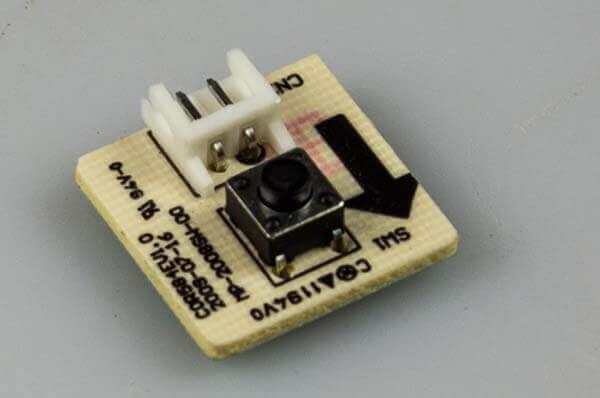 Interrupteur, AEG aspirateur (on off)