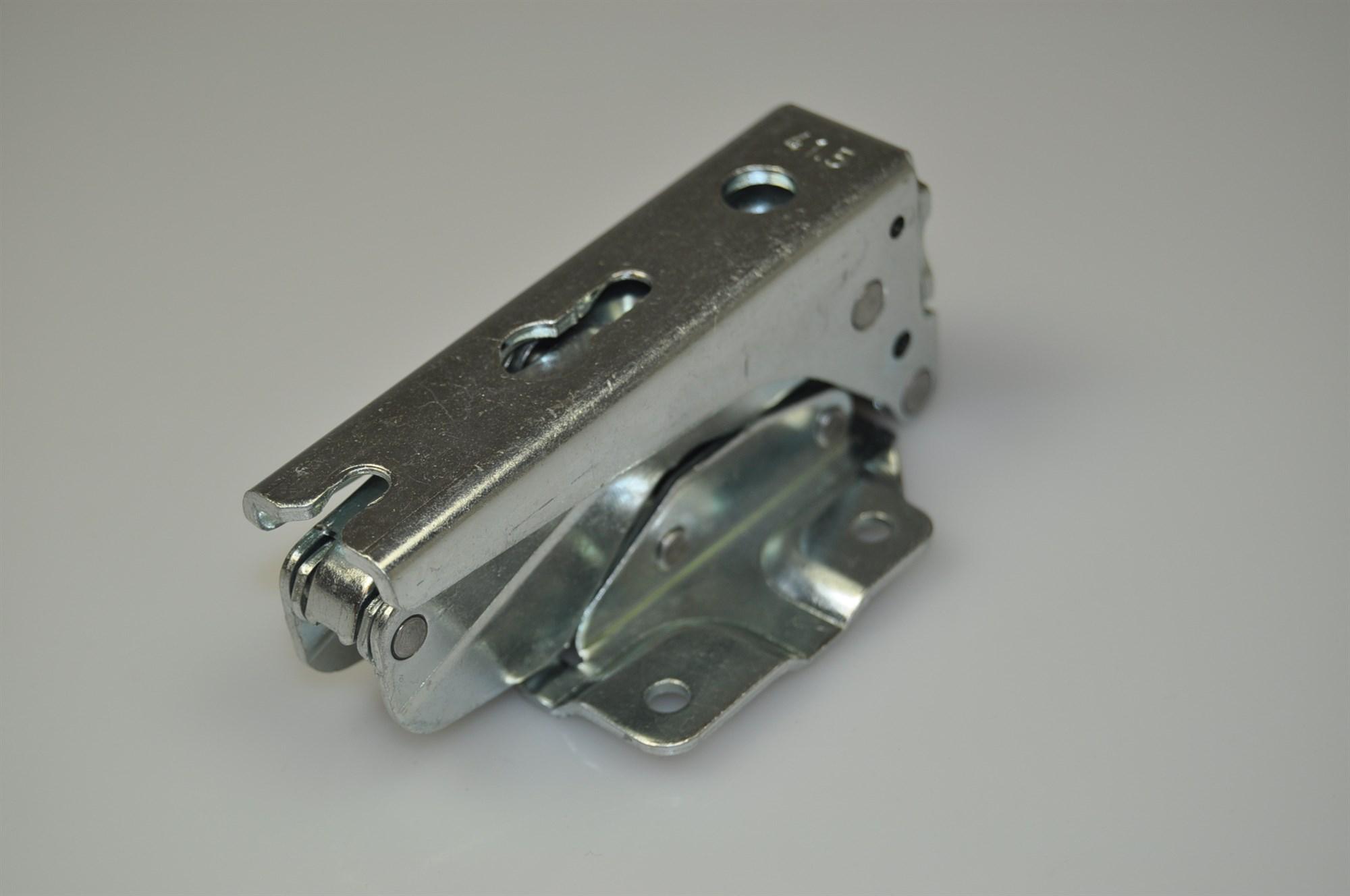 Véritable ZANUSSI Réfrigérateur//congélateur inférieur Droit//Supérieur Gauche Charnière de porte 2211201039