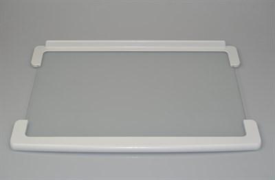 clayette en verre cylinda r frig rateur cong lateur 27 mm 4 mm x 492 mm 454 mm x 315 mm. Black Bedroom Furniture Sets. Home Design Ideas