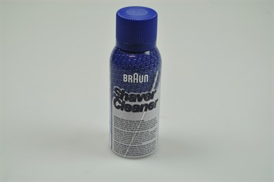 Shaver Cleaner, Braun rasoir - 100 ml