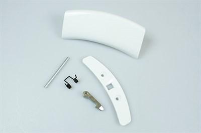 poign e de porte electrolux lave linge gris. Black Bedroom Furniture Sets. Home Design Ideas