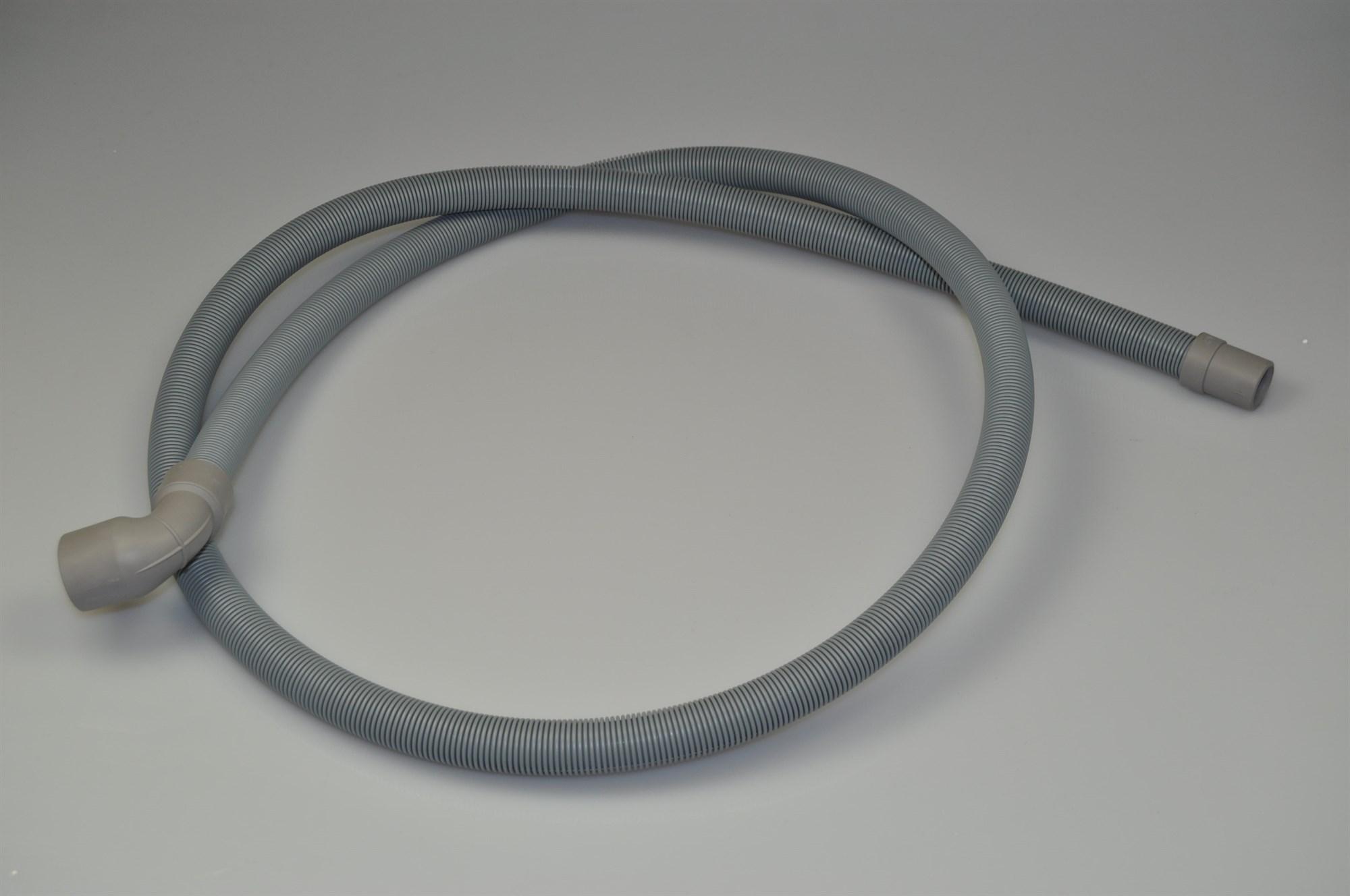 tuyau de vidange whirlpool lave vaisselle 2000 mm. Black Bedroom Furniture Sets. Home Design Ideas