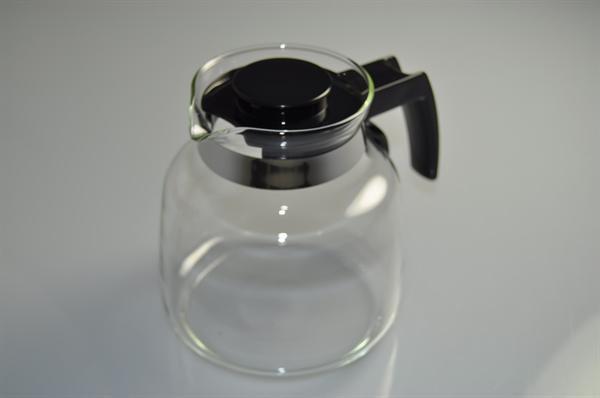 carafe en verre melitta cafeti re noir. Black Bedroom Furniture Sets. Home Design Ideas