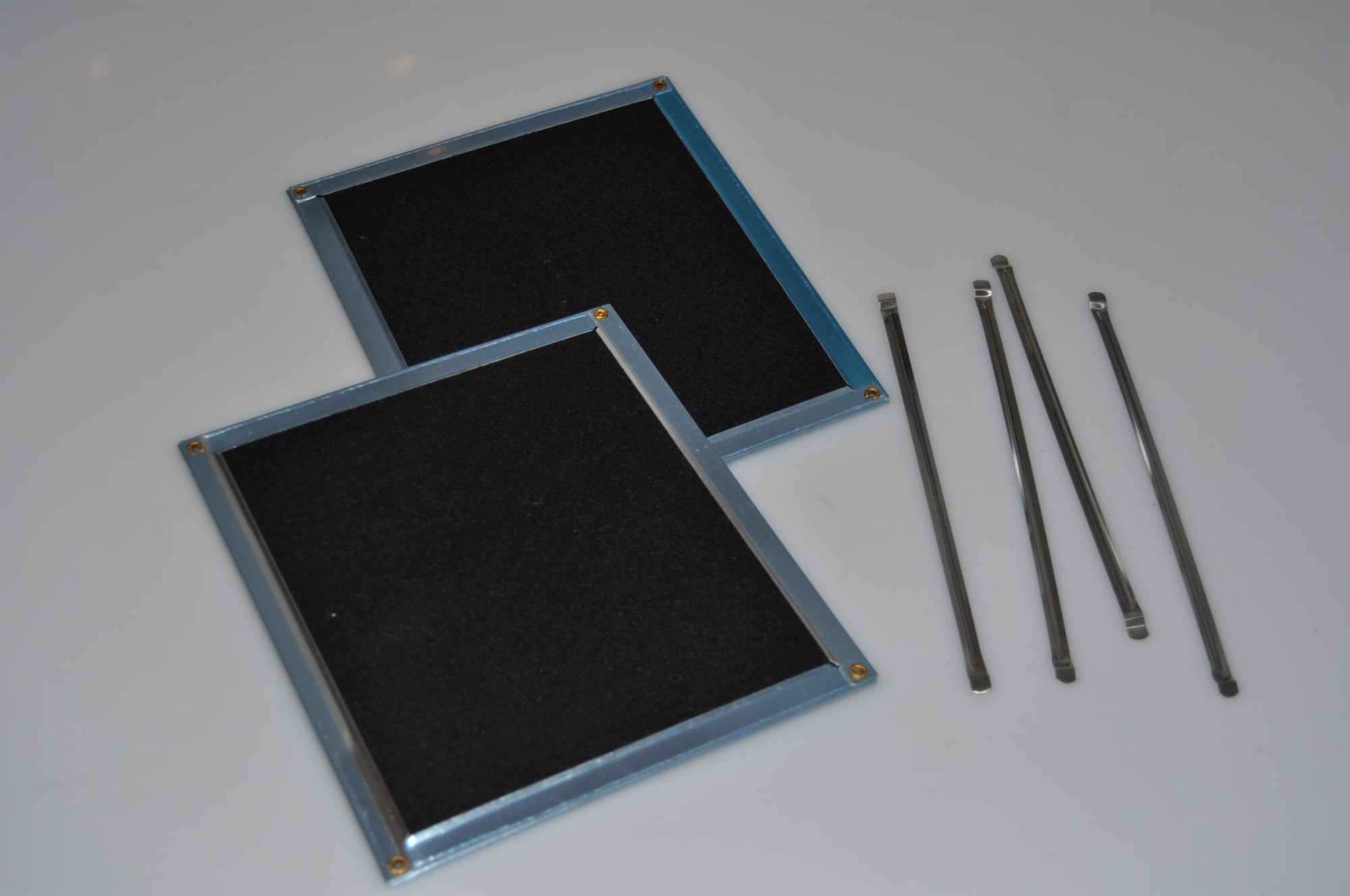 filtre charbon thermex hotte 230 mm x 260 mm support filtre. Black Bedroom Furniture Sets. Home Design Ideas