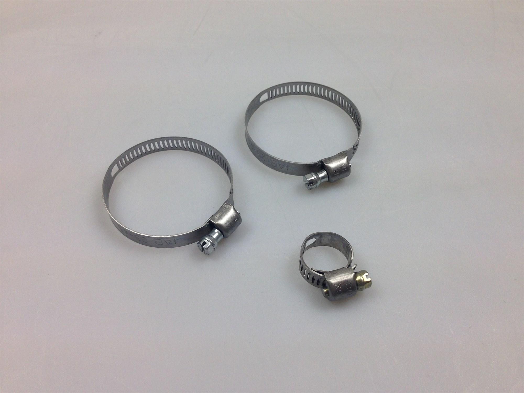gamme exceptionnelle de styles large choix de couleurs pourtant pas vulgaire Kit collier de serrage, Universal lave-linge (UNI0201+UNI0205+UNI0205)