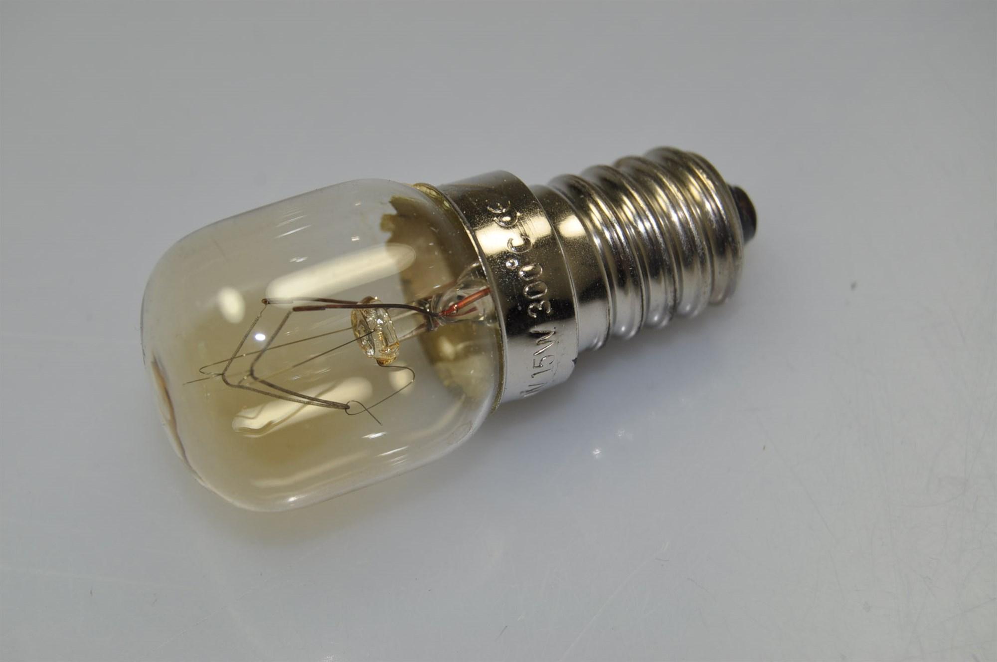 BLOMBERG Réfrigérateur Congélateur 15 W Ampoule e14 Lampe