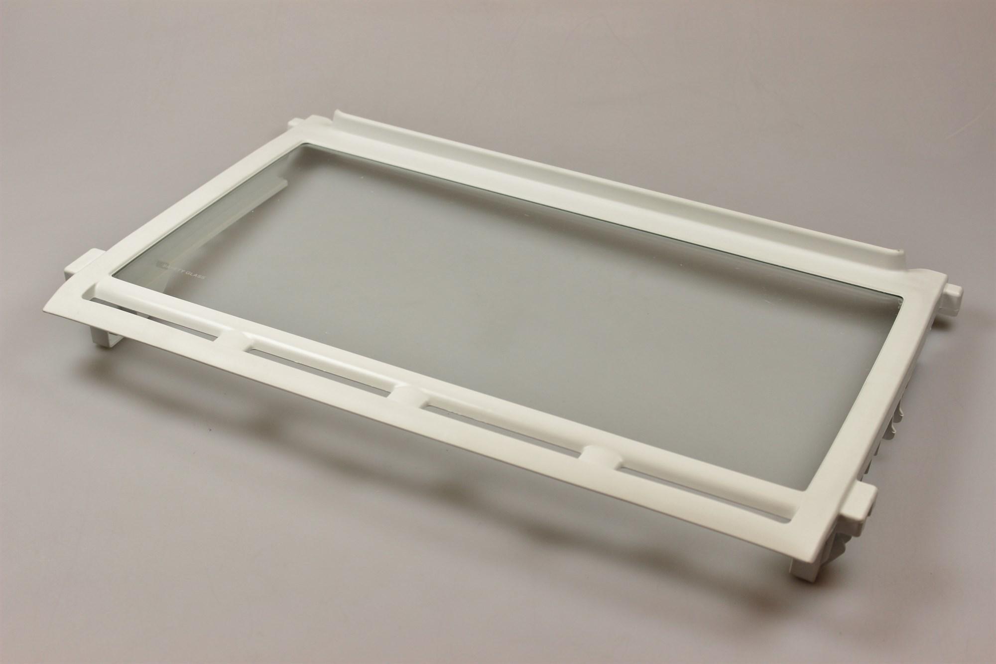 clayette en verre novamatic frigo cong lateur au dessus du bac l gumes. Black Bedroom Furniture Sets. Home Design Ideas
